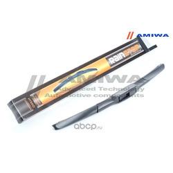 Щётка стеклоочистителя гибридная 550мм (Amiwa) AWB22H