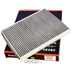 Фильтр салонный угольный (KORTEX) KC0048S