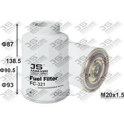 Фильтр топливный (JS Asakashi) FC321J