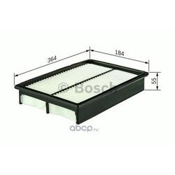 Воздушный фильтр (Bosch) 1457433081