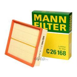 Фильтр воздушный двигателя (MANN-FILTER) C26168