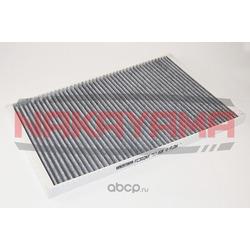 Фильтр салона угольный AUDI A6 94-97, A6 AVANT 94- (NAKAYAMA) FC302NY
