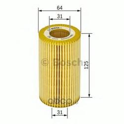 Масляный фильтр (Bosch) 1457429244