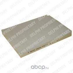 Фильтр, воздух во внутреннем пространстве (Delphi) TSP0325004