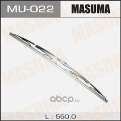 Щетка стеклоочистителя (Masuma) MU022