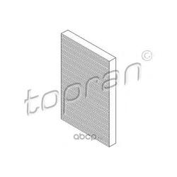 Фильтр вентиляции салона / AUDI 100,A-6 (без климатконтроля) 90-97 (topran) 108412755