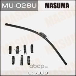 Щётка гибридная, крючок, 600мм (Masuma) MU028U
