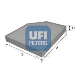 Фильтр, воздух во внутренном пространстве (UFI) 5315300