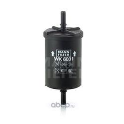 Топливный фильтр (MANN-FILTER) WK6031