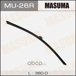 Щетка стеклоочистителя (Masuma) MU26R
