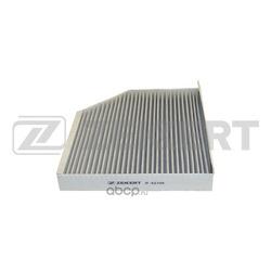 Фильтр салона уголь Audi A4 IV 07- A5/S5 07- Q5 08- (Zekkert) IF3210K