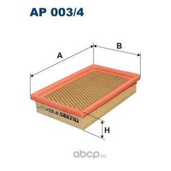 Фильтр воздушный Filtron (Filtron) AP0034
