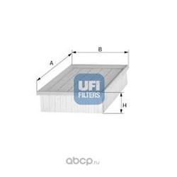 Воздушный фильтр (UFI) 3016200