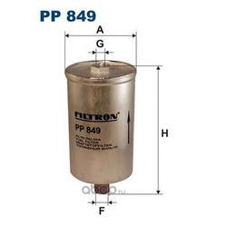 Фильтр топливный Filtron (Filtron) PP849