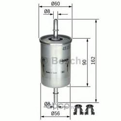 Топливный фильтр (Bosch) 0450905273