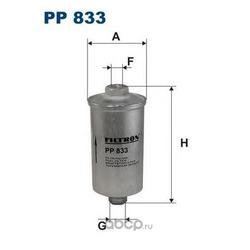 Фильтр топливный Filtron (Filtron) PP833