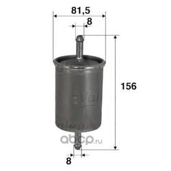 Топливный фильтр (Valeo) 587004