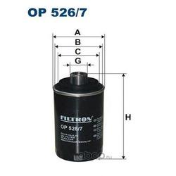 Фильтр масляный Filtron (Filtron) OP5267