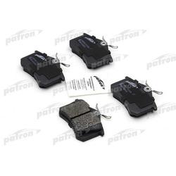 Колодки тормозные дисковые задн AUDI: A6 99-05, A6 Avant 99-05, FORD: GALAXY 95-, SEAT: ALHAMBRA 96-, VW: PASSAT Variant 97-99, SHARAN 95- (PATRON) PBP1083