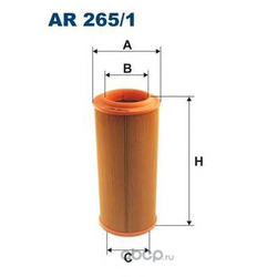 Фильтр воздушный Filtron (Filtron) AR2651