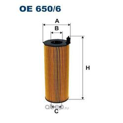 Фильтр масляный Filtron (Filtron) OE6506