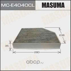 Фильтр салонный (Masuma) MCE4040CL