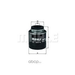 Масляный фильтр (Mahle/Knecht) OC5934