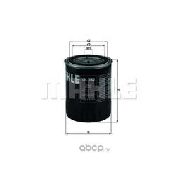 Масляный фильтр (Mahle/Knecht) OC262