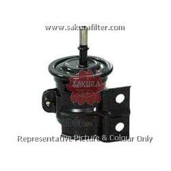 Фильтр топливный (Sakura) FS1026