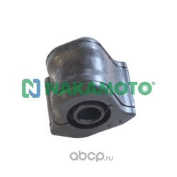 Подушка стабилизатора передней подвески (левая) (Nakamoto) R010675