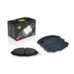 Колодки тормозные дисковые (Trialli) PF051301