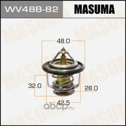 Термостат (Masuma) WV48B82