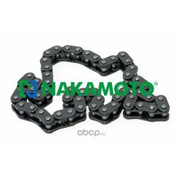 Цепь газораспределительного механизма привода масляного насоса (Nakamoto) A020190