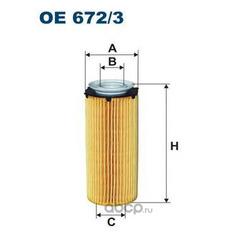 Фильтр масляный Filtron (Filtron) OE6723