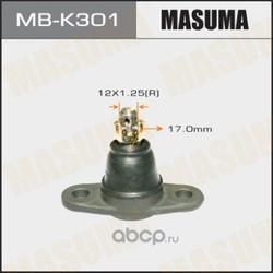 Опора шаровая (Masuma) MBK301