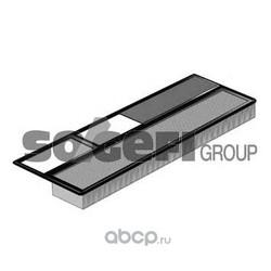 Воздушный фильтр (PURFLUX) A1227