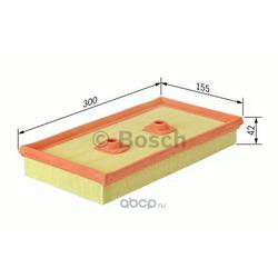 Воздушный фильтр (Bosch) 1457433315