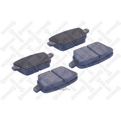 Комплект тормозных колодок (Stellox) 000091BSX