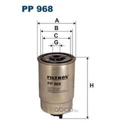 Фильтр топливный Filtron (Filtron) PP968
