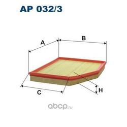 Фильтр воздушный Filtron (Filtron) AP0323