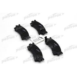 Колодки тормозные дисковые передн FORD USA: PROBE II 93-98, MAZDA: 626 IV 92-97, 626 IV Hatchback 91-97, MX-6 92-, XEDOS 6 92- (PATRON) PBP950
