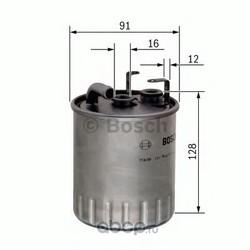 Топливный фильтр (Bosch) 0450905930