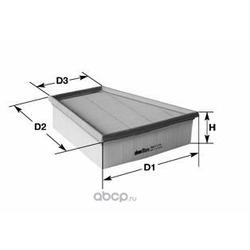 Воздушный фильтр (Clean filters) MA3062
