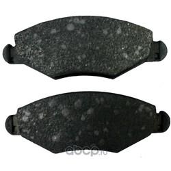 Колодки тормозные передние (Dextrim) IK0110037