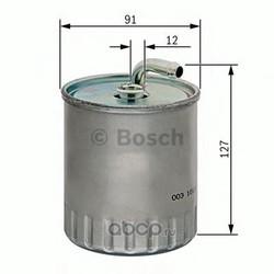 Топливный фильтр (Bosch) 1457434416