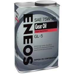 Масло трансм. ENEOS GEAR GL-5 МКПП,мост,дифференциал Полусинтетика, 75W-90 0.94л (ENEOS) OIL1366