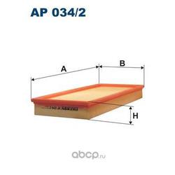 Фильтр воздушный Filtron (Filtron) AP0342