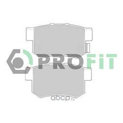 Комплект тормозных колодок (PROFIT) 50000956