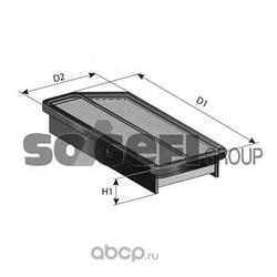 Воздушный фильтр (PURFLUX) A1572