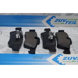 Колодки Тормозные Передние (ZuvTeil) BPZ1003